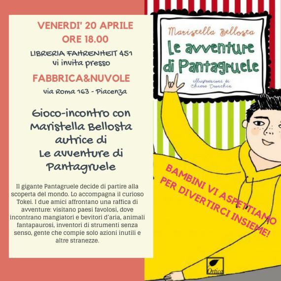 AVVENTURE DI PANTAGRUELE LOC(3)